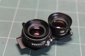マミヤ セコールS 80mm f2.8