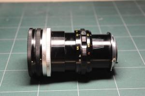 ニコン マイクロニッコール5.5cm f3.5