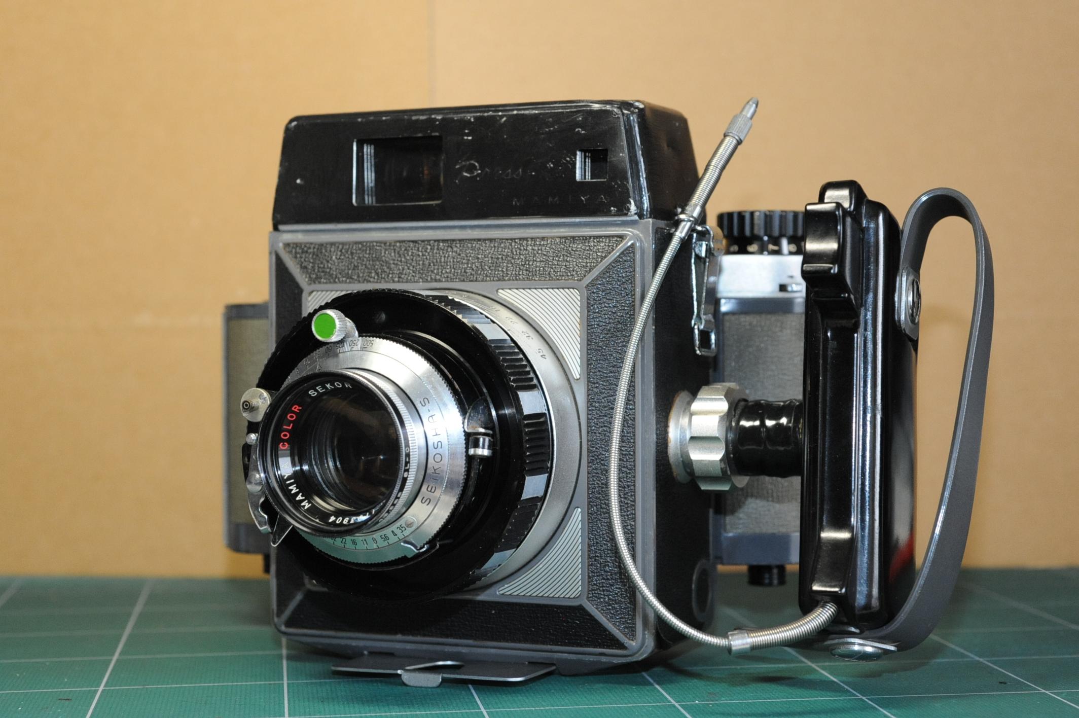 ブログ|東京都世田谷区のカメラ修理屋 ヨコタカメラマミヤプレスの修理