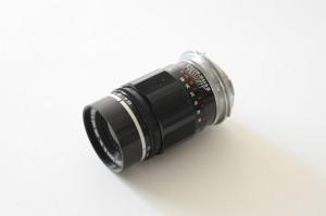 キヤノンレンズ100mm f3.5