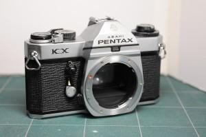 ペンタックスKX