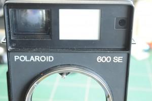 ポラロイド600SE