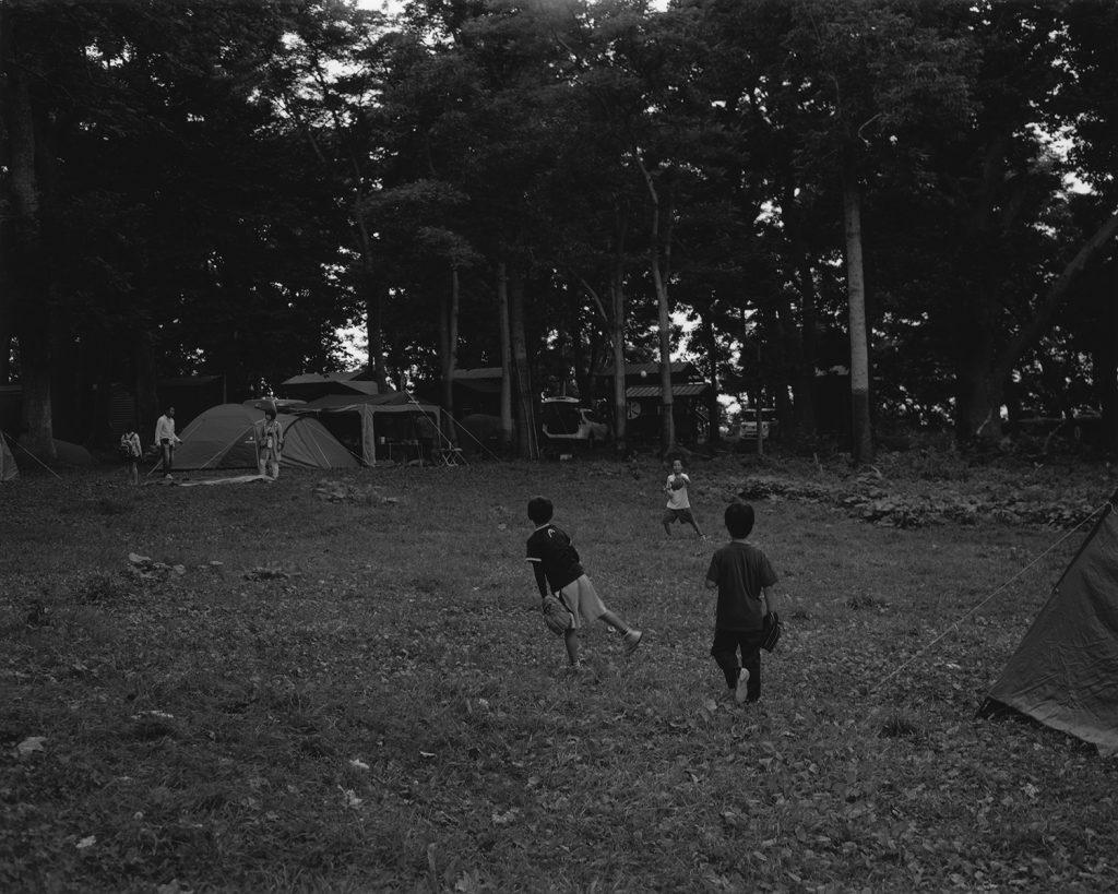 2017年8月 北海道斜里郡斜里町ウトロ 国設知床野営場
