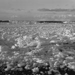 2018年1月 北海道斜里郡オンネベツ はぐれ流氷